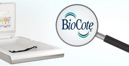 Biocote beskyttelse til puslebord